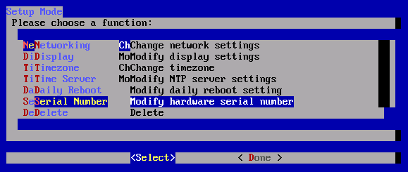 dialog display issues
