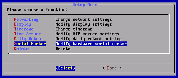 dialog display issues fixed