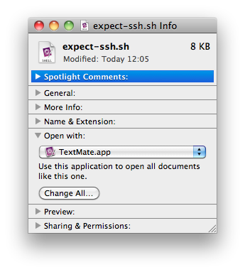 how to open file with an application cmd