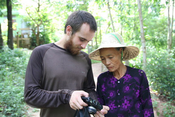 Hue, Vietnam, 2010; photo by David Turner