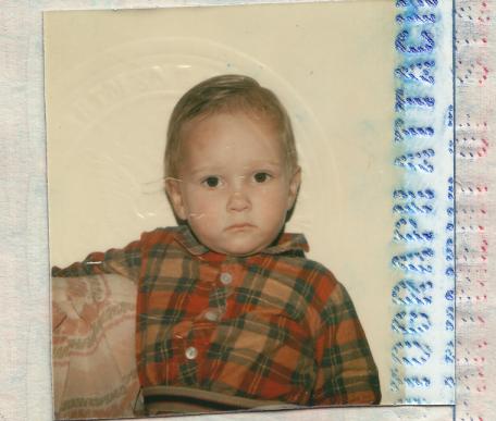 Raam Dev at Age Three