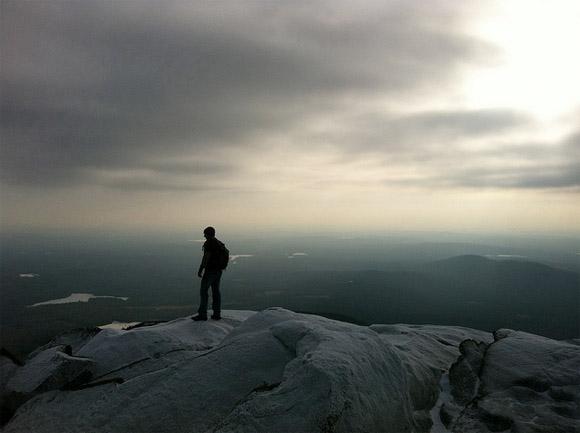 Summit of Mt. Monadnock