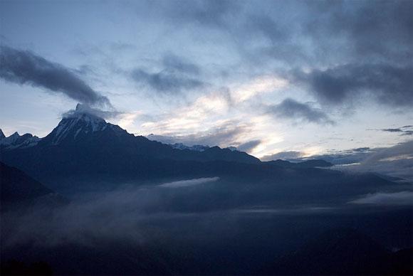 Himalayan Mountains, Nepal 2010