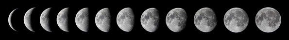 Photo: Lunar Phases
