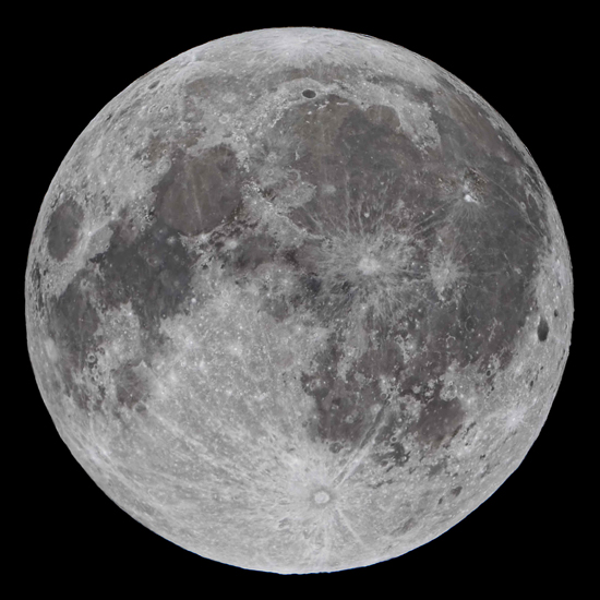 Photo: Current Phase of Lunar Transformation