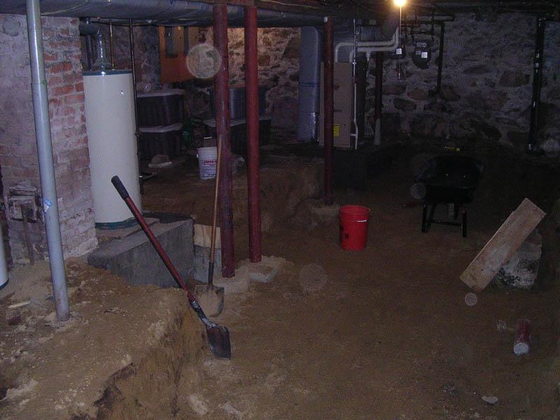 Dirt Floor Basement Solutions Walesfootprint Org