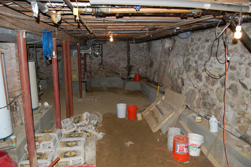 Renovating a 100 year old basement page 2 raam dev - Remodeling a house where to start ...