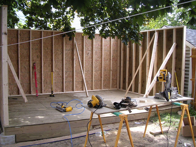 how to build a shed from scratch uk | Woodworking Project North ...